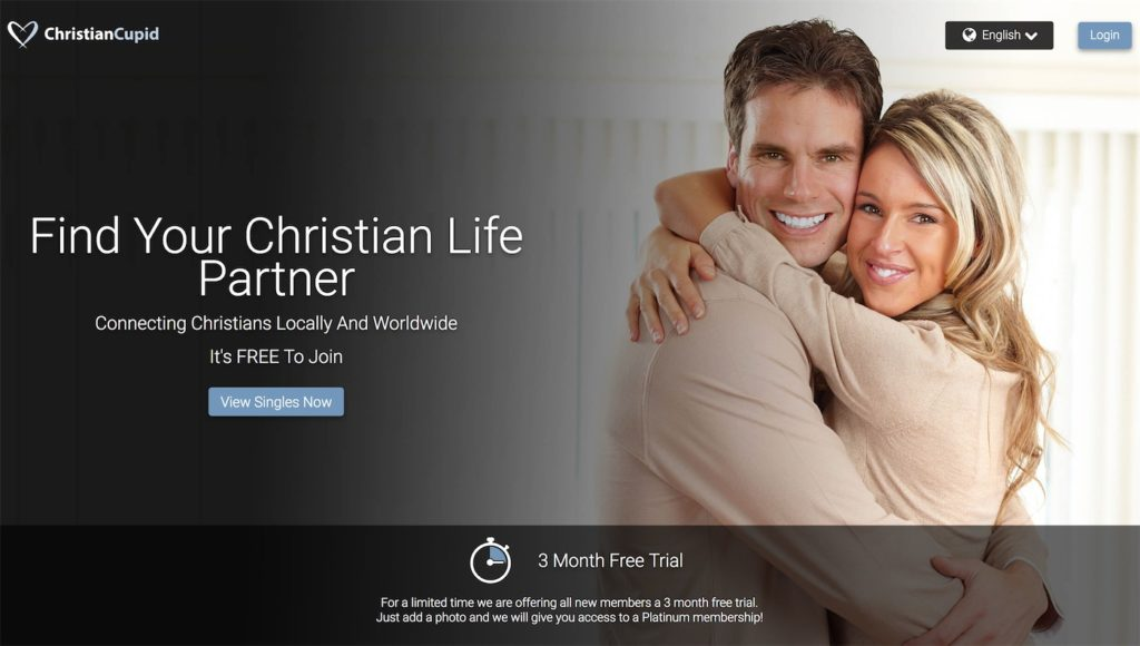 christiancupid homepage