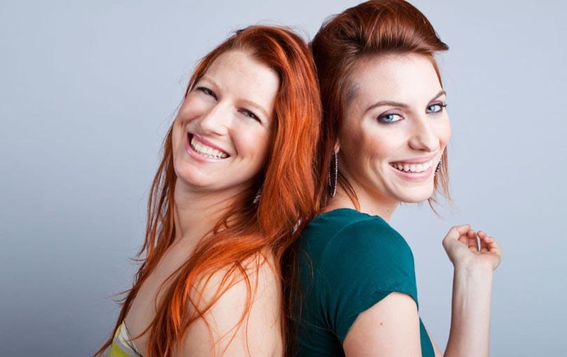 GirlFriendsMeet Homepage