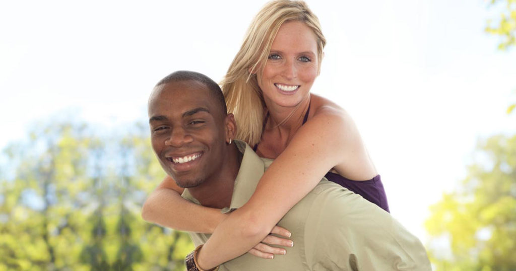 InterracialCupid Homepage