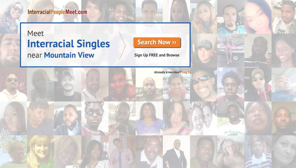 InterracialPeopleMeet Homepage