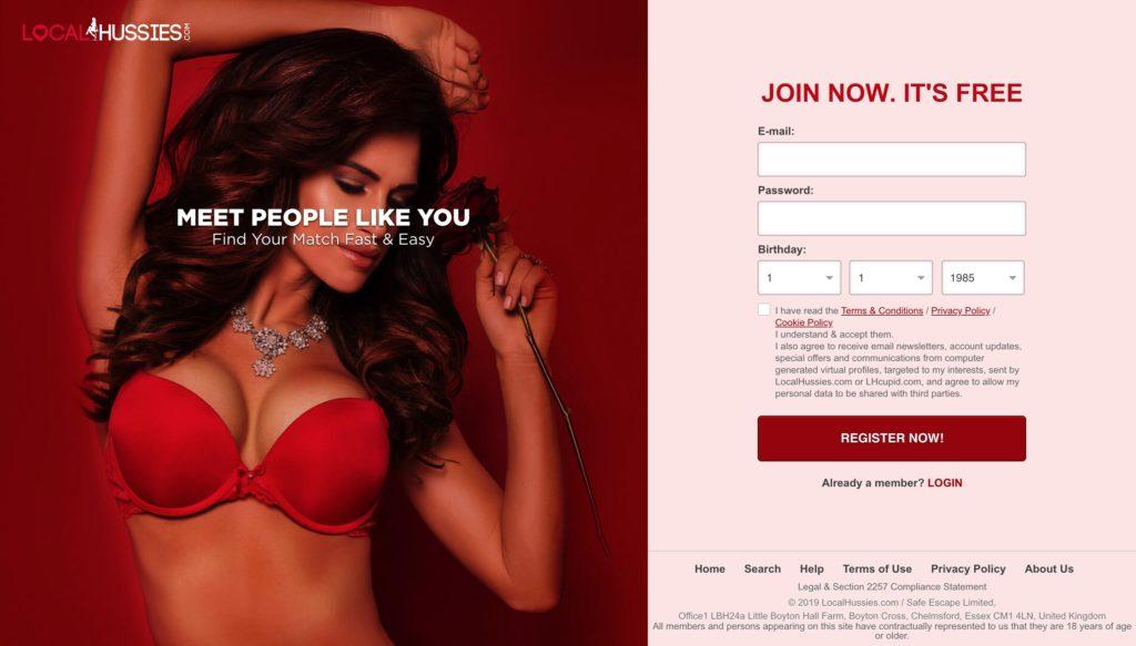 Eksempel profiler online dating
