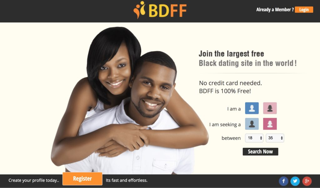 BlackDatingForFree