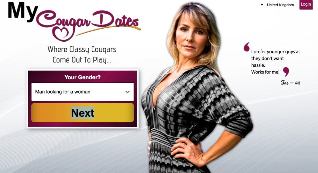 MyCougarDates